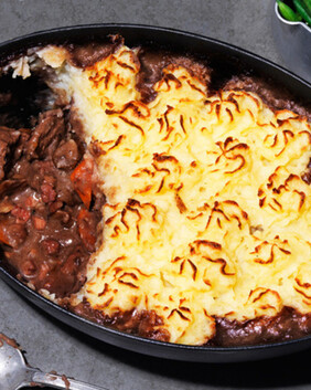 Cottage Pie - Venison & Red Wine